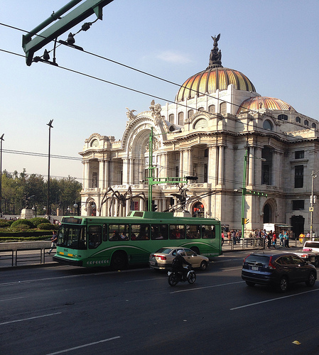 Three Services to Supercharge Mexico City Government