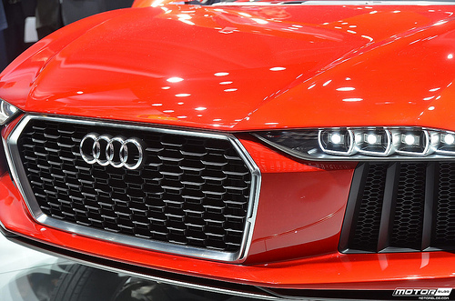 Is Audi luring the German carmakers to Mexico?