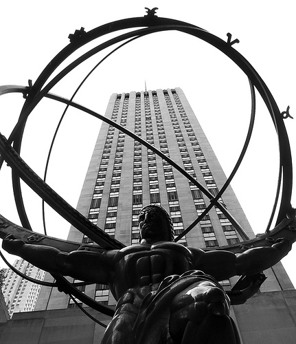 Atlas Shrugged: Mexican reg to carry the weight of telecom industry this week